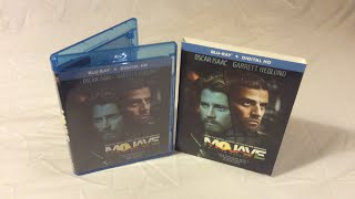 Mojave - Oscar Isaac (2015) Blu Ray Review and Unboxing