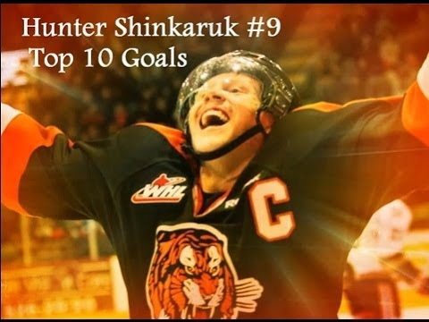 Hunter Shinkaruk - Top 10 Goals
