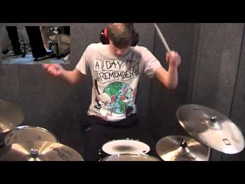 Determined  Mudvayne Drum