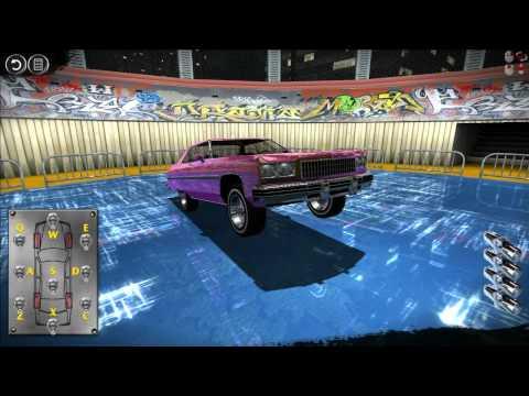 American Lowriders Game Trailer ( Ride`em Low )