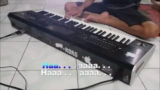 Download lagu Cover Gerimis Melanda Hati Karaoke Dangdut Koplo Instrument Keyboard No Vokal