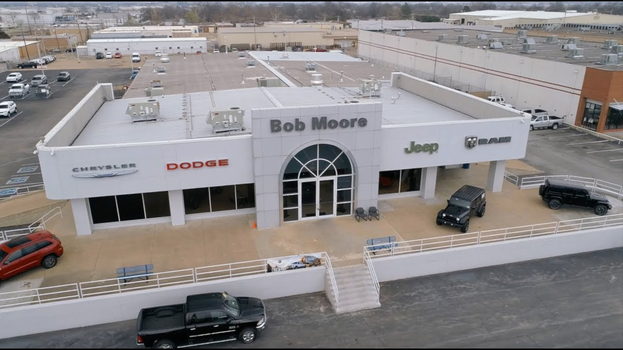 Tulsa Car Dealerships >> Bob Moore Tulsa Car Dealership Drone Footage