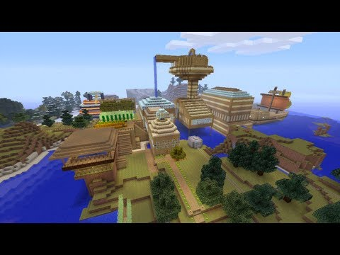 Minecraft Xbox - Lovely World Tour - 2000 Subscribers Celebr