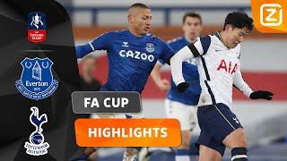 DIT IS PAS EEN WEDSTRIJD! 😍🤤   Everton vs Tottenham   FA Cup 2020/21   Samenvatt