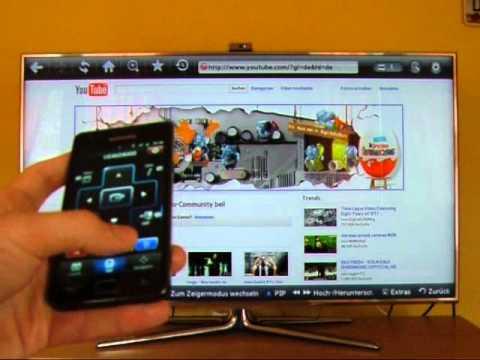 samsung d8090 smart tv internet browser trnd youtube. Black Bedroom Furniture Sets. Home Design Ideas