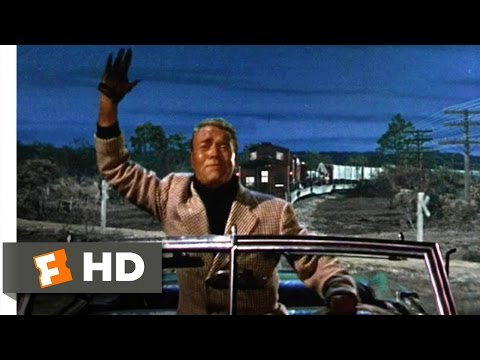 The Greatest Show on Earth (8/9) Movie CLIP - Train Wreck (1952) HD