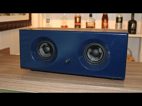 Parts Express Bluetooth Speaker Kit Build