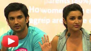 Parineeti Chopra, Sushant Singh Discuss On Sex & Live In Relationship