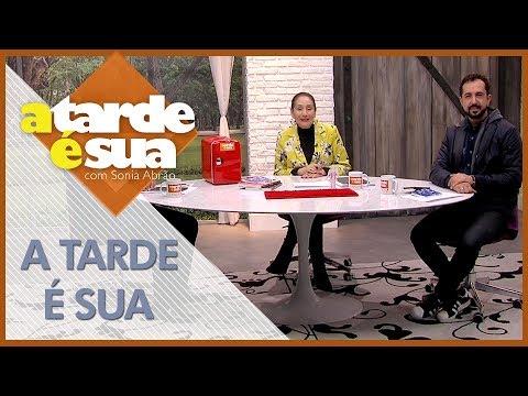 A Tarde é Sua (27/08/18)   Completo