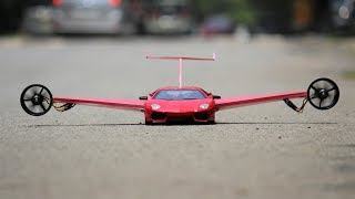 Download How to make a Airplane - Aeroplane Car - Lamborghini Mp3 and Videos