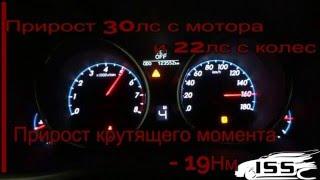 Toyota Mark X 2500 - чиптюнинг от ИНТЕЛСКАН-Сервис + замеры на стенде(, 2016-04-12T13:21:40.000Z)