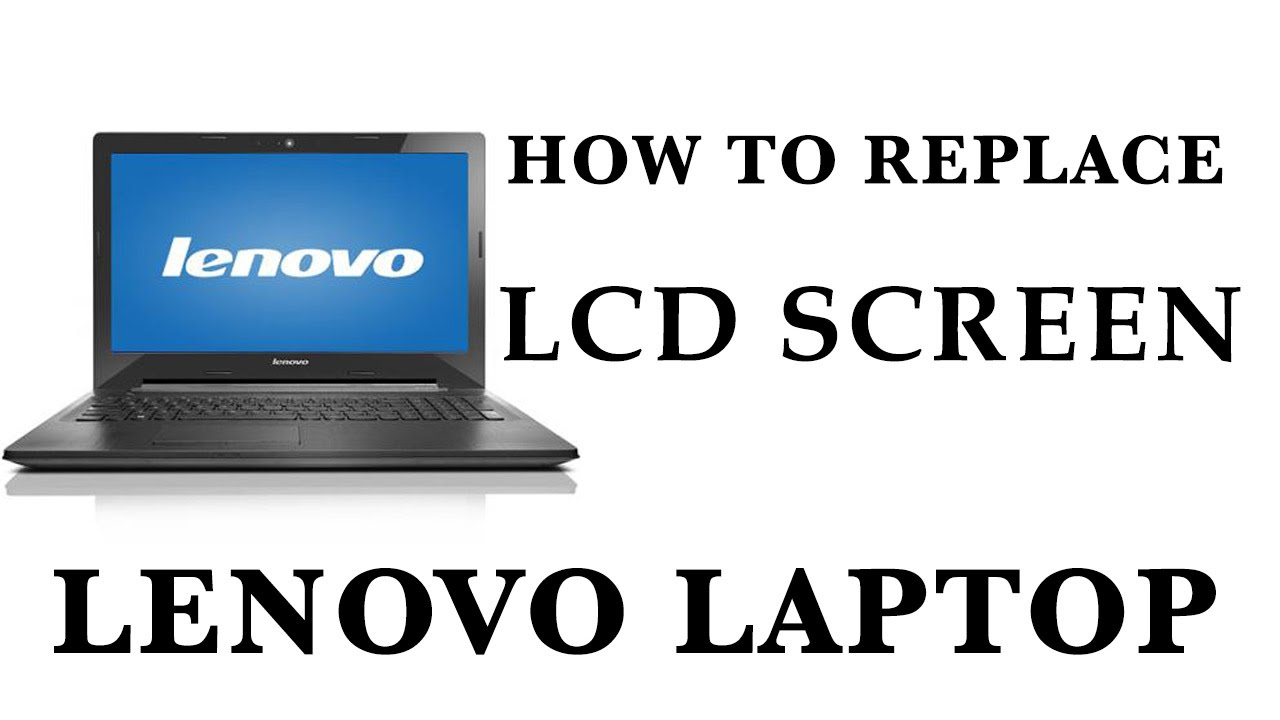 how to replace ibm lenovo laptop lcd screen youtube. Black Bedroom Furniture Sets. Home Design Ideas