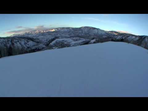 Speed Flying at Aspen Highlands with the Red Bull Air Force HD