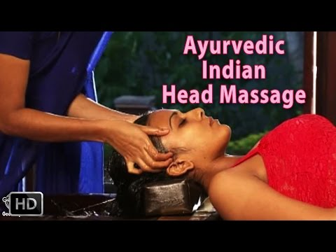 Ayurvedic Indian Head Massage - SIRO DHARA - World's best Head Massage for Relaxation & Stress