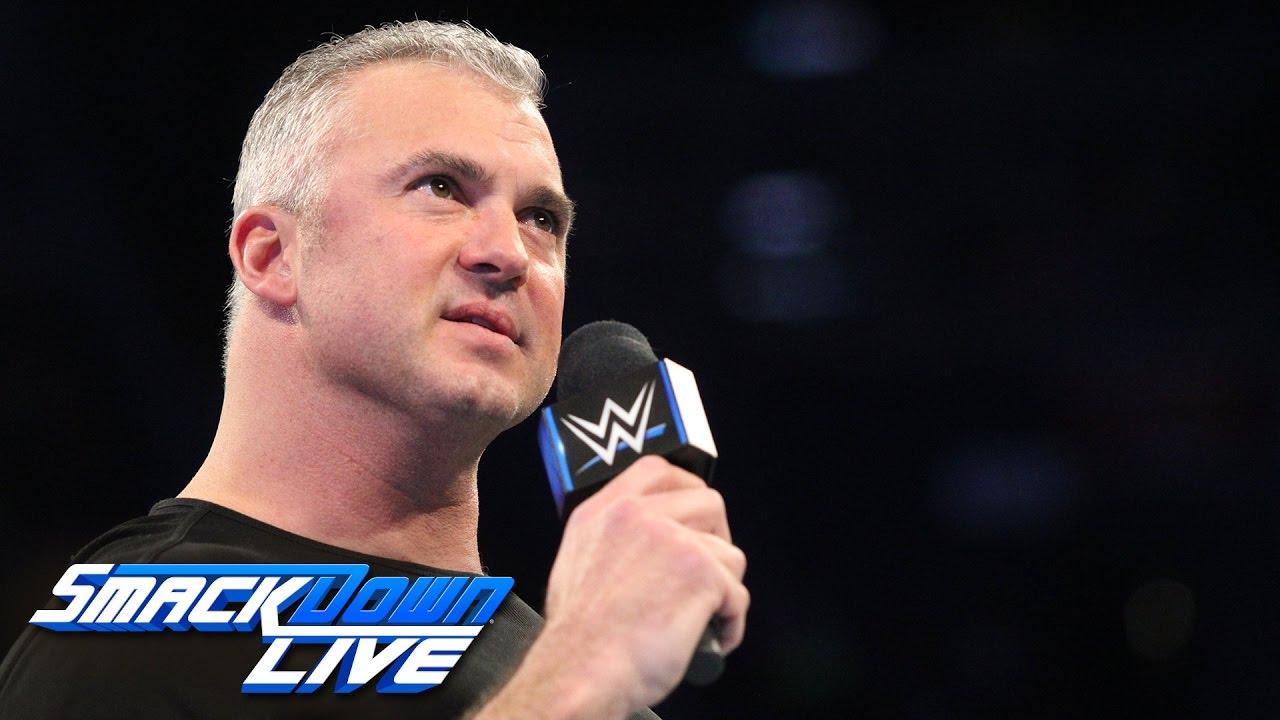 Shane McMahon announces a huge Elimination Chamber Match ...  Shane McMahon a...