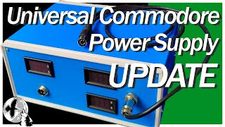Commodore Bench Power Supply Update - A Change of Plans - TbT 2