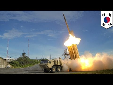 THAAD missile system: U.S. installs THAAD anti-missile battery system in South Korea - TomoNews