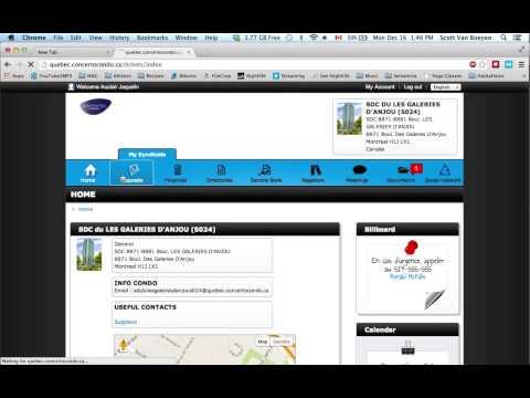 Concerto Condo: The Best Condominium Management Software In Quebec