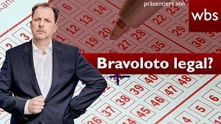 Bravoloto Werbung nervt - Ist die App legal? | Rechtsanwalt Christian Solmecke