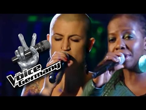 Hedonism- Skunk Anansie | Denise Beiler & Rachelle Jeanty Cover | The Voice of Germany | Battle