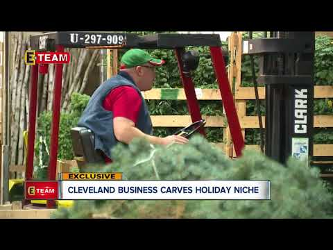 Cleveland business carves holiday niche