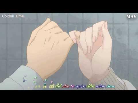 AMV Nightcore - Anh nhớ em người yêu cũ (Kara+Lyrics)