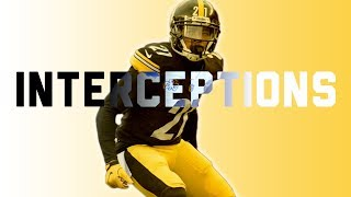 Pittsburgh Steelers - Every Interception of 2017