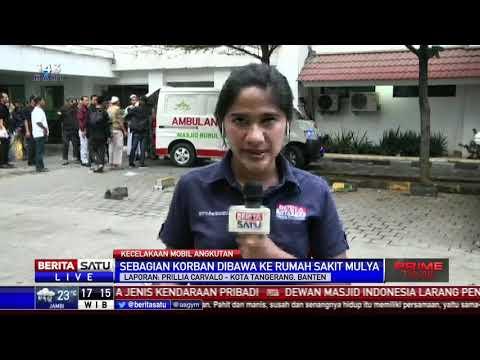 Santri Tewas di Tangerang Dibawa Pulang Keluarga