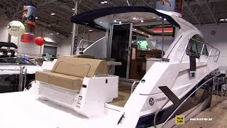 2016 Cruisers Yachts 41 Cantius Motor Yacht - Walkaround - 2016 Toronto Boat Show