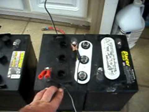 gc2 6 volt golf cart batteries used for alternative energy. Black Bedroom Furniture Sets. Home Design Ideas