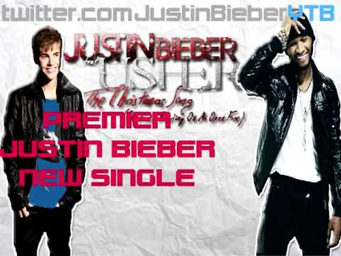NEWS : Justin Bieber - The Christmas Song (Chestnuts Roasting On An Open Fire) Feat. Usher