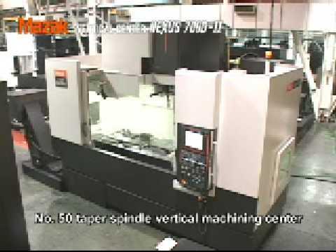 mazak nexus 100 operator manual youtube rh youtube com CNC Mazak Nexus Mazak Milling Machine