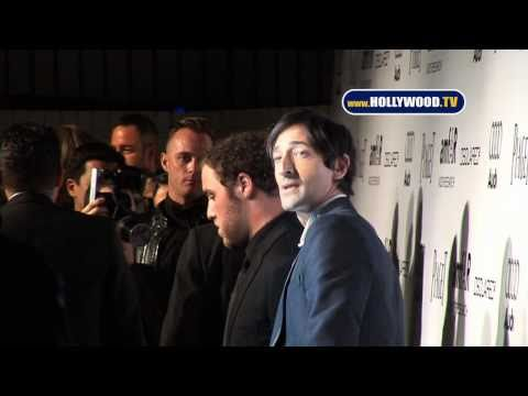 Adrien Brody @Chateau Marmont