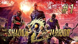 Shadow Warrior 2 Gameplay German - Koop Let's Play Shadow Warrior 2 Deutsch