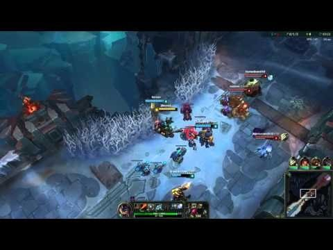 Let's Play League of Legends #043 - [Rumble] ARAM feat. Koroon