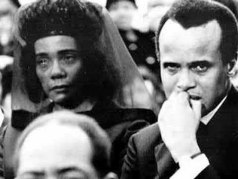 """Martin King & Coretta""- Peter Bolland"
