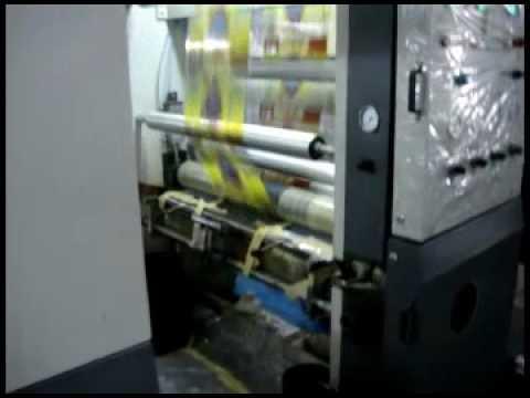 Gravure / Flexible Printing Process
