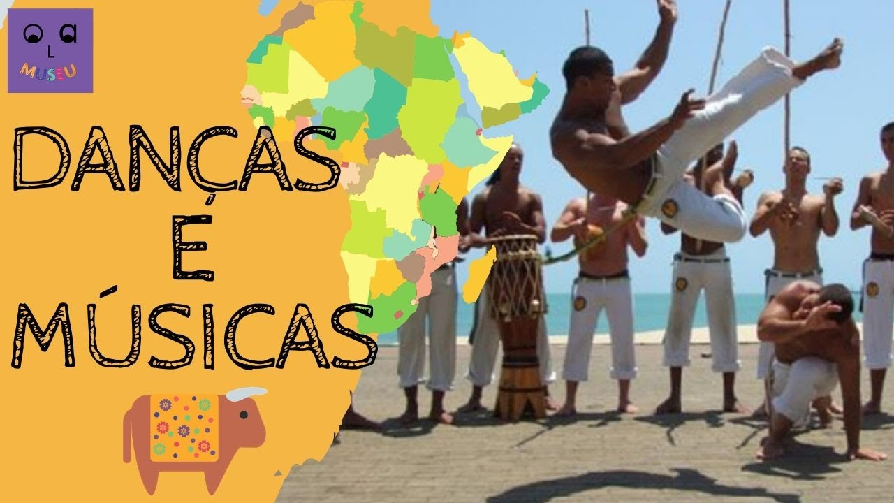 áfrica Influências Da Música E Dança Africana No Brasil Youtube