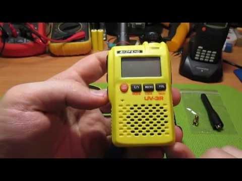 Измерение выходной мощности передатчика рации Штурман-80