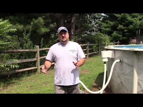 A couple ways to get dirt off the bottom of your pool