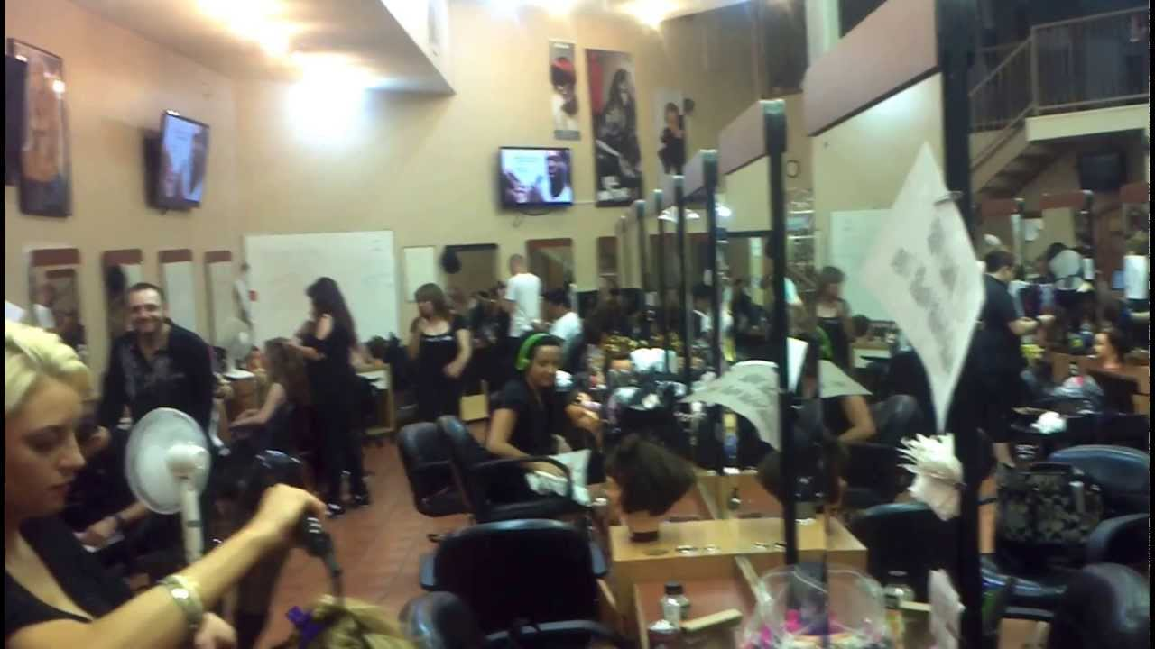 Ottawa Academy School Of Hairstyling And Aesthetics. - YouTube