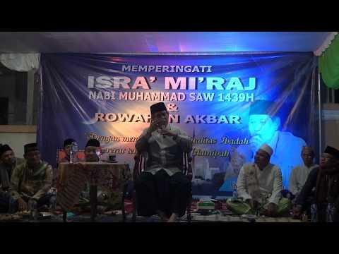 ISRA' MI'RAJ | KH. AHMAD SOFWAN NIDZOMI - #Part 1