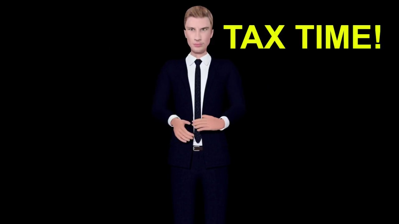 Best Online Tax Preparation File Taxes Using Phone App Youtube