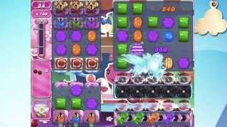 Candy Crush Saga Level 1188  No Booster