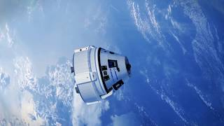 Boeing Begins a New Era in Space