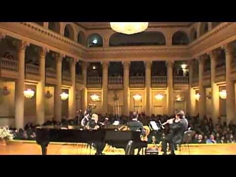 Tango Jalousie for Wind Quintet on Tbilisi Wind Festival 2009