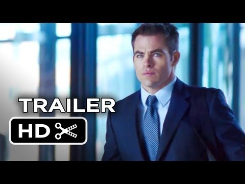 Jack Ryan: Shadow Recruit Official Trailer...