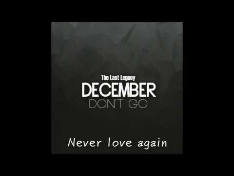 Клип December - Remember Me