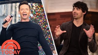 Joe Jonas On Nick & Priyanka; The Jackman-Reynolds Rivalry | This Week On TODAY