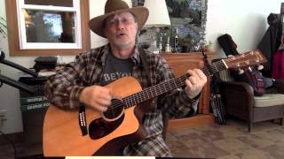1409 -  Hard Rock Bottom Of Your Heart -  Randy Travis cover with guitar chords and lyrics
